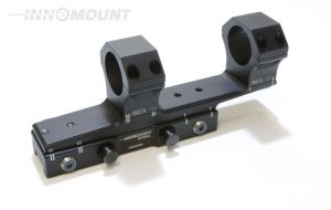 Innomount Tactical QD Flex offset Ring 34mm - BH 32mm - 0-20MOA